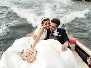 La boda de Esmeralda y Mattia