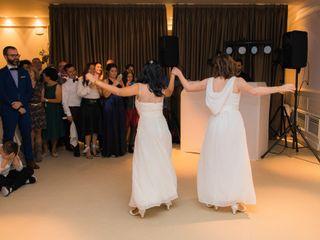 La boda de Lina y Rosa