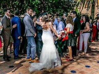 La boda de Maria y Toni 1