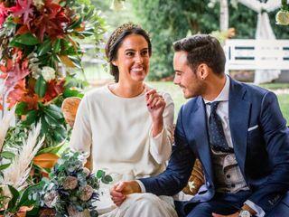 La boda de Ana y Ruben