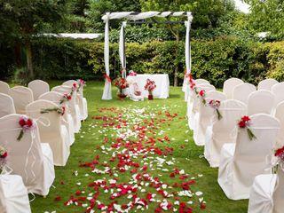 La boda de Sofía y Imanol 1