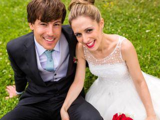 La boda de Sofía y Imanol