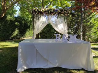 La boda de Rubén y María 1
