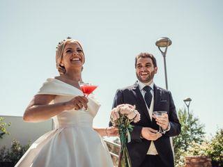 La boda de Vicente Javier y Leticia