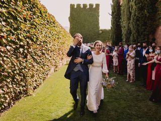 La boda de Emilio y Mª Carmen