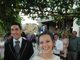 La boda de Andrea y Jose 1