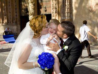 La boda de Cintia y Fernando 2