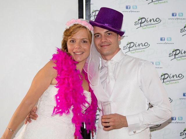 La boda de Tony y Lorena en El Vedat De Torrente, Valencia 3