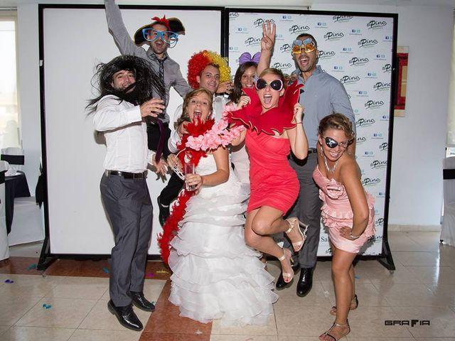 La boda de Tony y Lorena en El Vedat De Torrente, Valencia 4