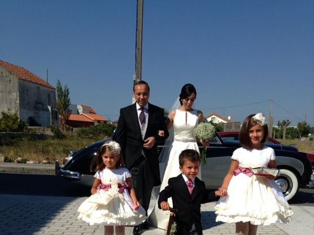 La boda de Álvaro y Tania en Aguiño, A Coruña 4