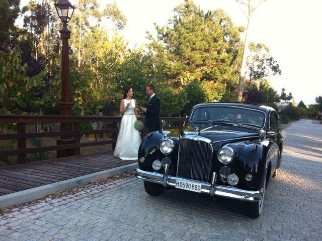 La boda de Álvaro y Tania en Aguiño, A Coruña 9