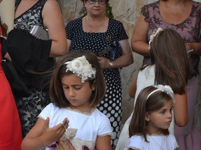 La boda de Álvaro y Tania en Aguiño, A Coruña 5