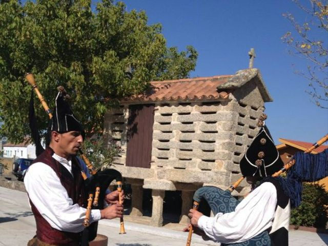 La boda de Álvaro y Tania en Aguiño, A Coruña 22
