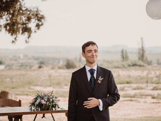 La boda de Jordan y Alba en Monzon, Huesca 4