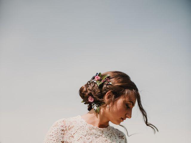 La boda de Jordan y Alba en Monzon, Huesca 1