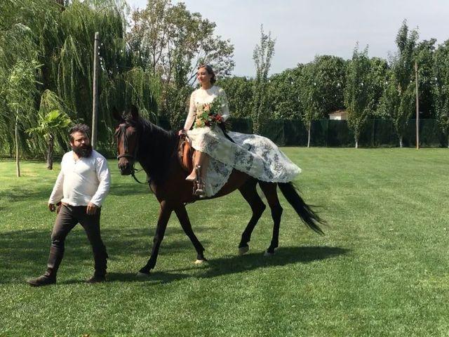 La boda de Jordan y Alba en Monzon, Huesca 7