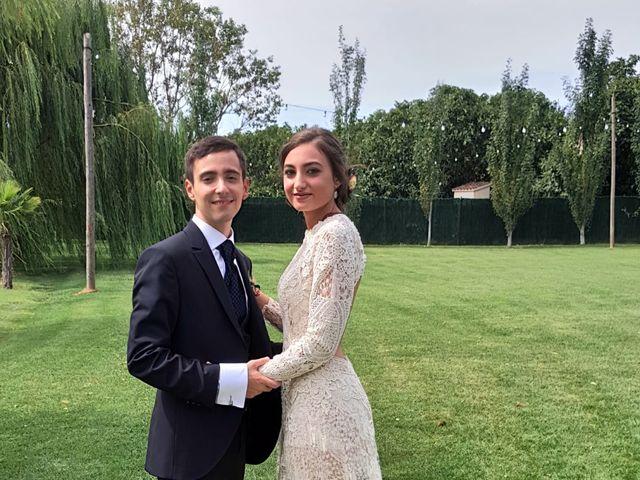 La boda de Jordan y Alba en Monzon, Huesca 8