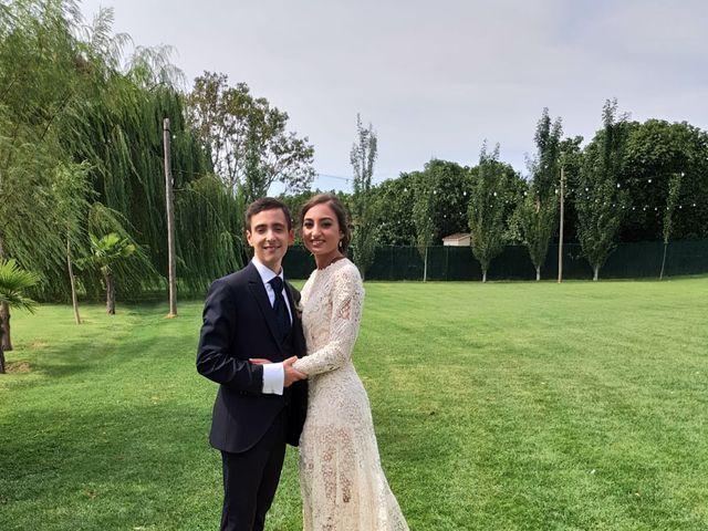 La boda de Alba y Jordan