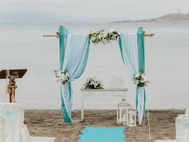 La boda de David y Alba en La Manga Del Mar Menor, Murcia 30