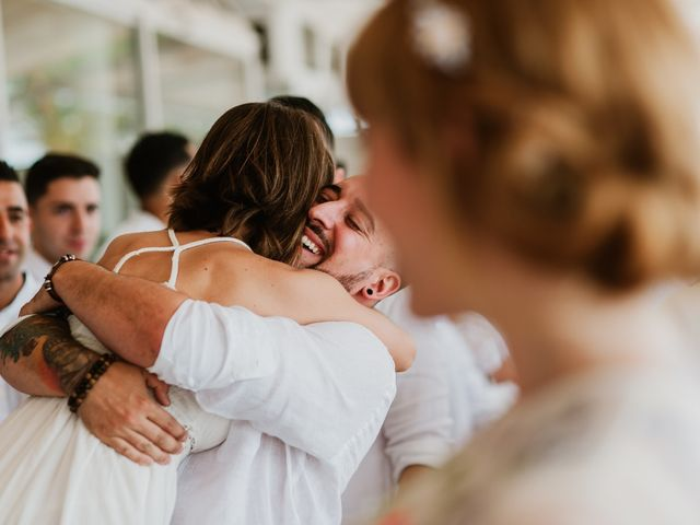 La boda de David y Alba en La Manga Del Mar Menor, Murcia 34