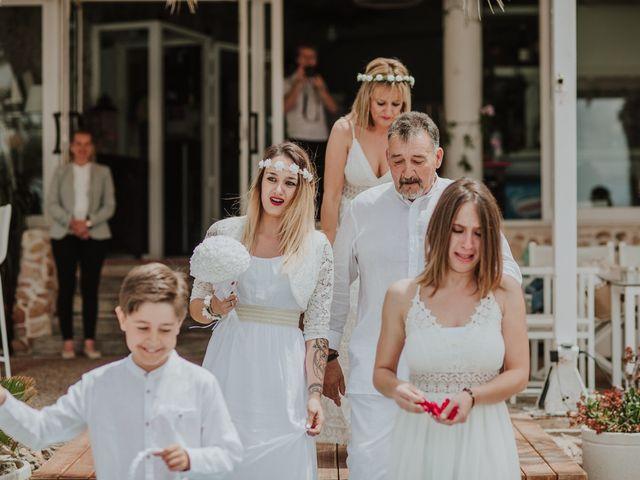 La boda de David y Alba en La Manga Del Mar Menor, Murcia 39
