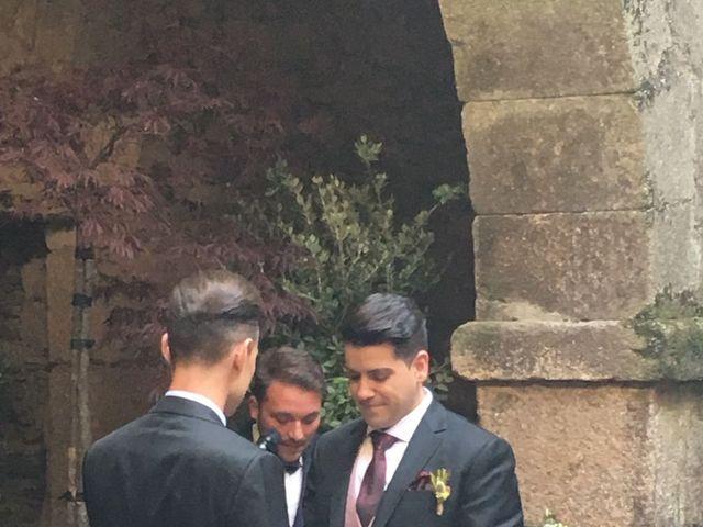 La boda de Nestor y Salvador en Santirso (Cornado), A Coruña 1