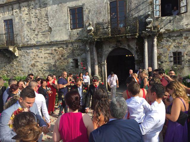 La boda de Nestor y Salvador en Santirso (Cornado), A Coruña 5