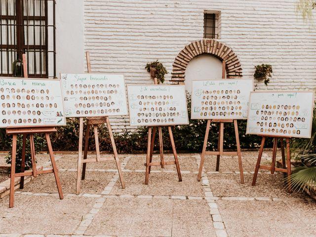 La boda de Jesús y Celia en Carmona, Sevilla 19