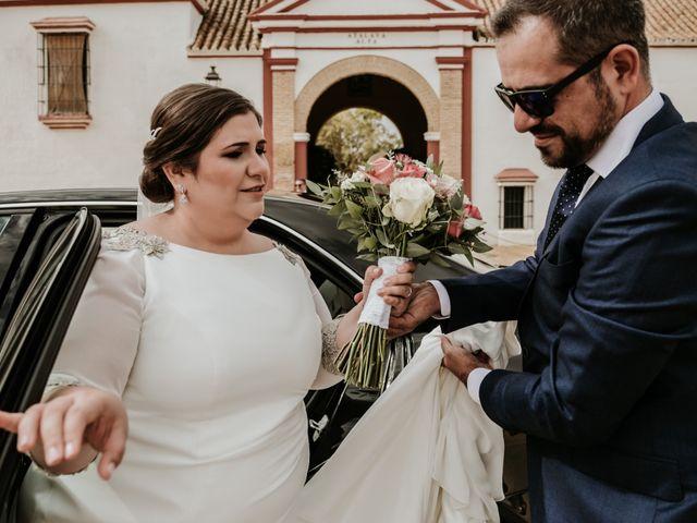 La boda de Jesús y Celia en Carmona, Sevilla 25