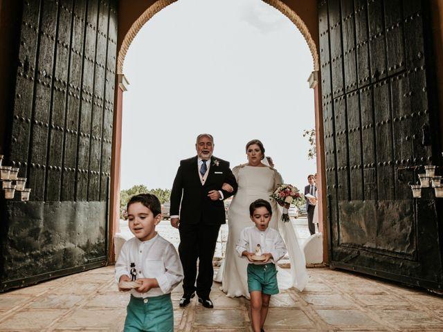 La boda de Jesús y Celia en Carmona, Sevilla 26