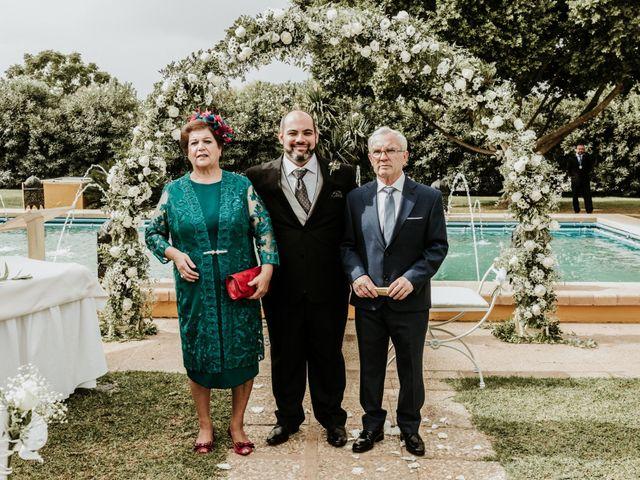 La boda de Jesús y Celia en Carmona, Sevilla 27