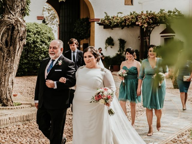 La boda de Jesús y Celia en Carmona, Sevilla 28