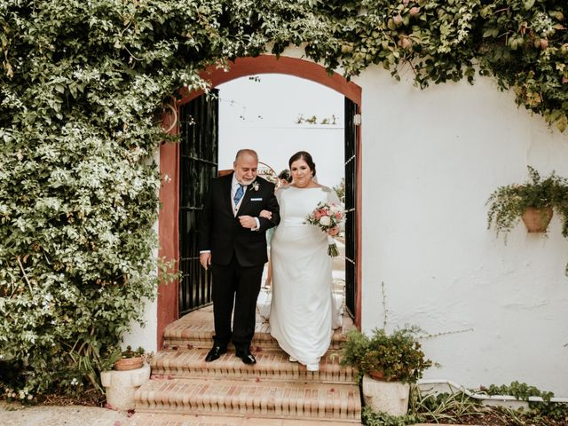 La boda de Jesús y Celia en Carmona, Sevilla 30