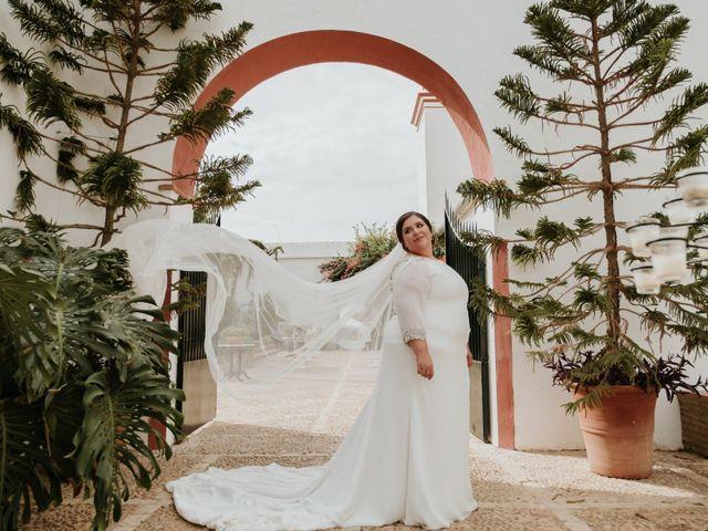 La boda de Jesús y Celia en Carmona, Sevilla 35