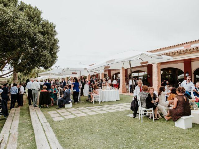 La boda de Jesús y Celia en Carmona, Sevilla 39
