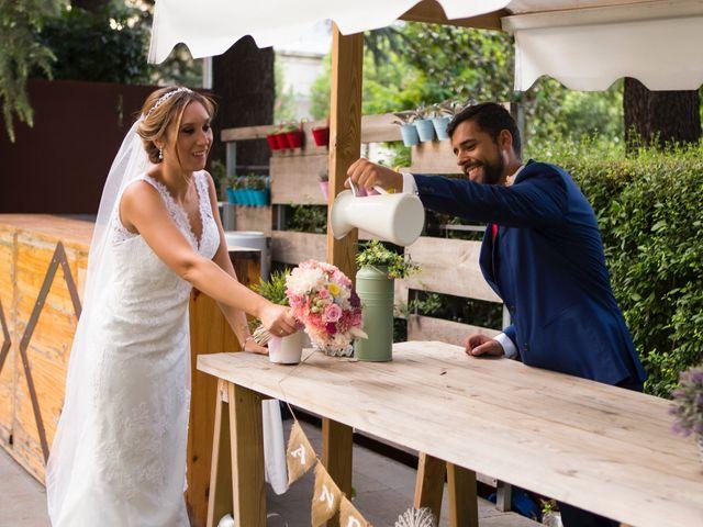 La boda de Nayara y Diego
