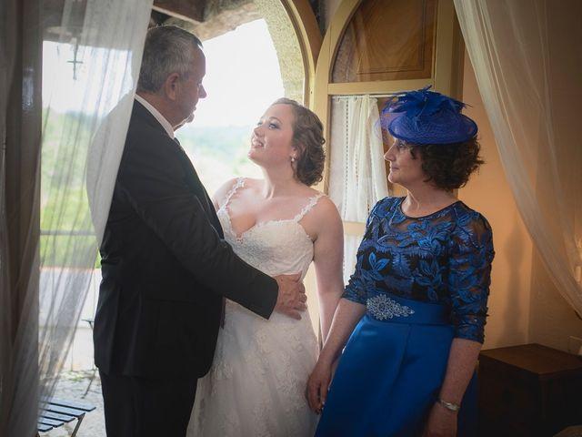 La boda de Luis y Laura en Burela, Lugo 18