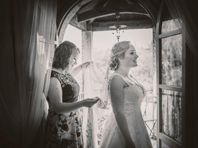 La boda de Luis y Laura en Burela, Lugo 21