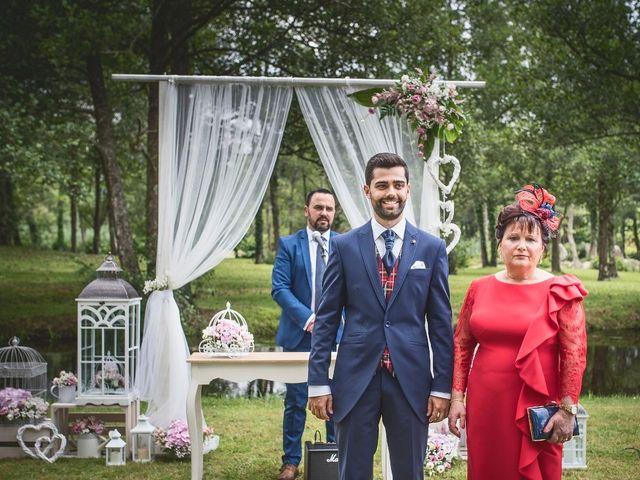 La boda de Luis y Laura en Burela, Lugo 28