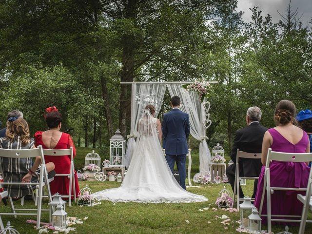 La boda de Luis y Laura en Burela, Lugo 30