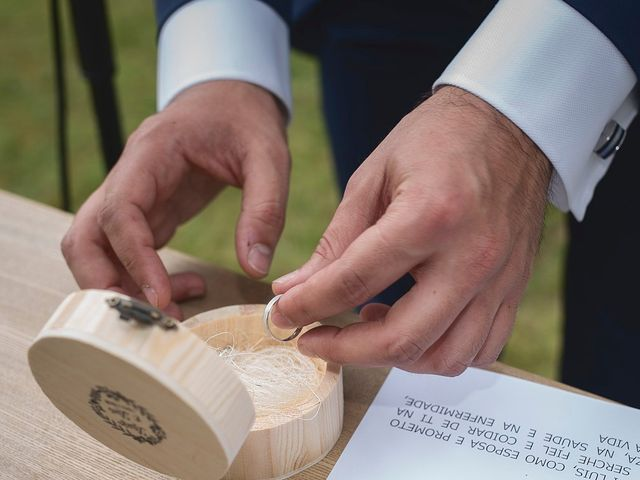 La boda de Luis y Laura en Burela, Lugo 31