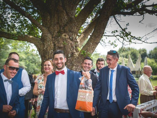 La boda de Luis y Laura en Burela, Lugo 33