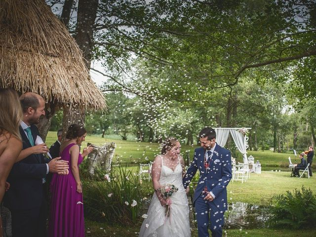La boda de Luis y Laura en Burela, Lugo 34