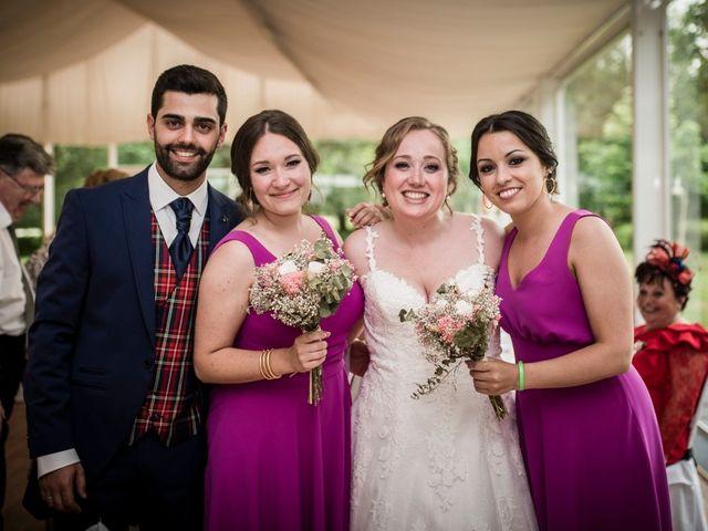 La boda de Luis y Laura en Burela, Lugo 42