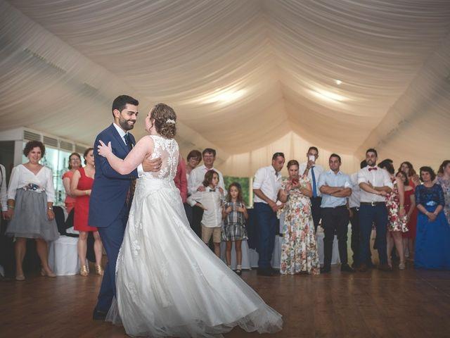 La boda de Luis y Laura en Burela, Lugo 43