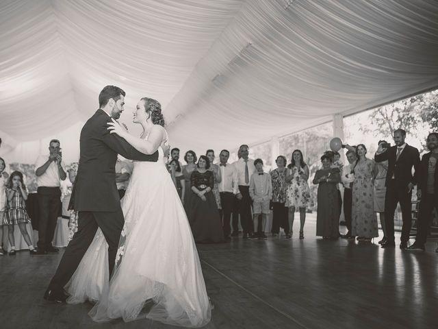 La boda de Luis y Laura en Burela, Lugo 44