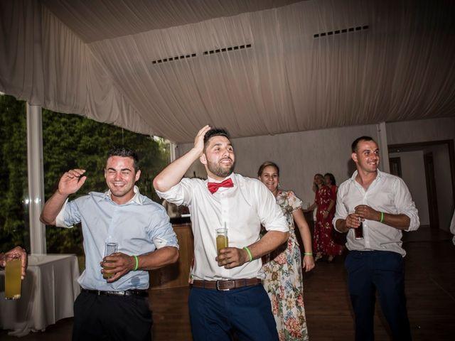 La boda de Luis y Laura en Burela, Lugo 49