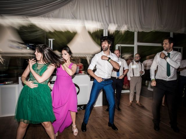 La boda de Luis y Laura en Burela, Lugo 54