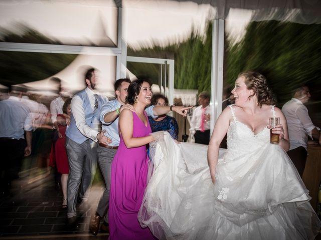 La boda de Luis y Laura en Burela, Lugo 56