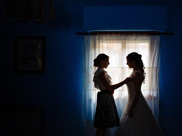 La boda de Javi y Bea en Arcos De Las Salinas, Teruel 10